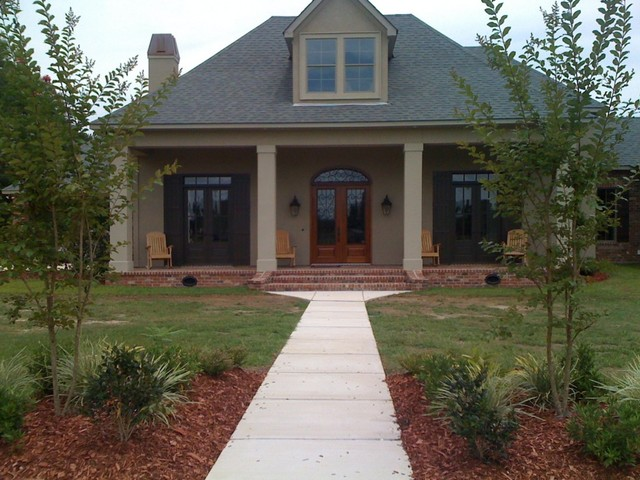 Southern Louisiana Style House Plans | House Plans